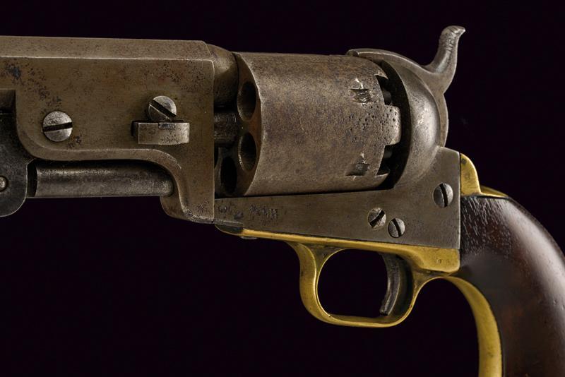 Lot 18 - A Colt Model 1851 Navy Revolver