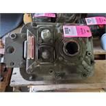 Dorris 40:1 ratio gearbox. Model 107TRC40.