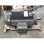 7.5 hp WEG motor. 208-230/460v 3 phase. 860rpm, 256T frame. New old stock.