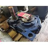 North American Electric 25:1 gearbox. Model NBS-203-3-25. New with minor shelf wear.