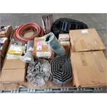 Pallet of assorted parts. Most new old stock.