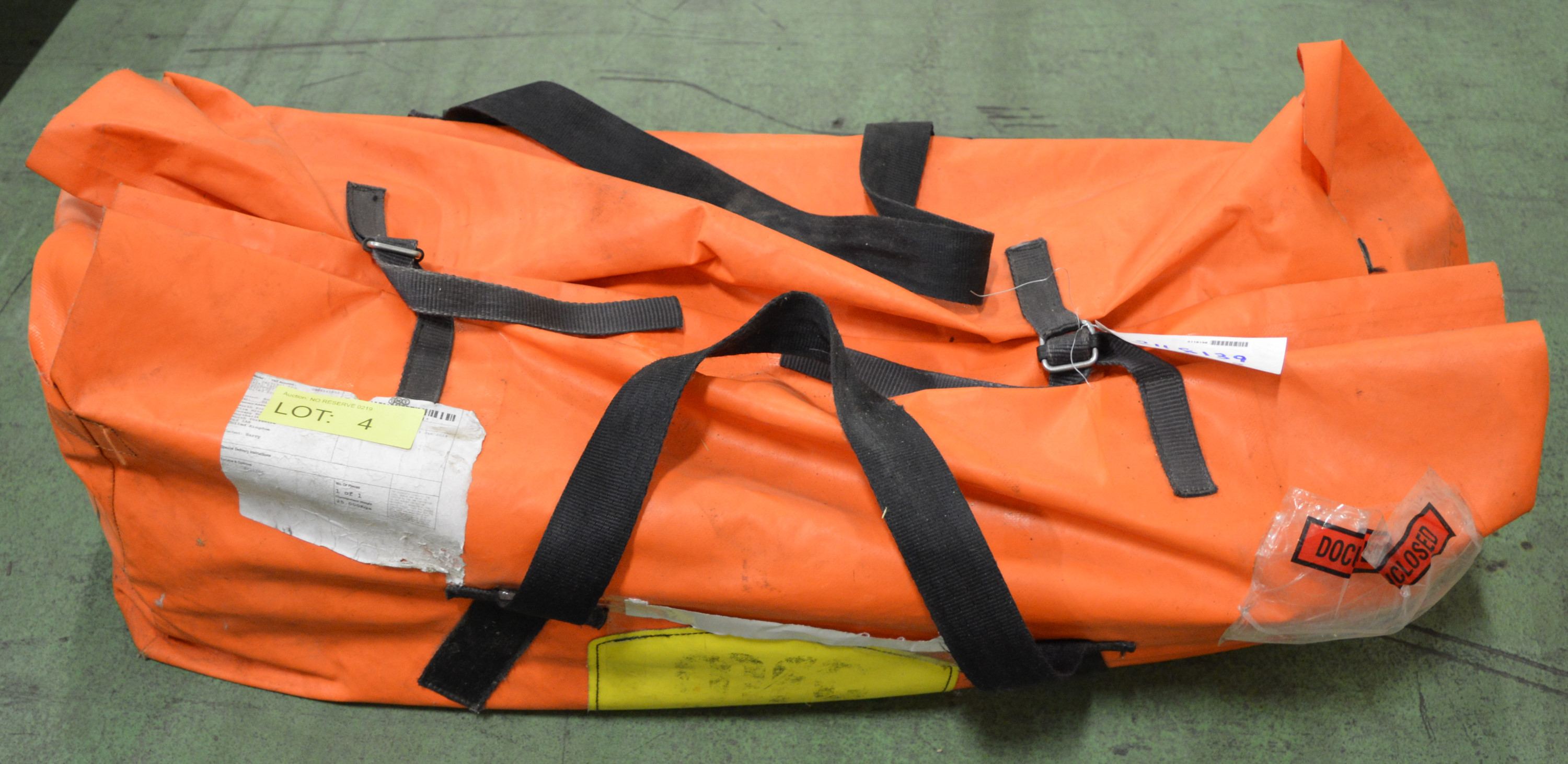 Lot 4 - MFC Survival Rescue Sled.