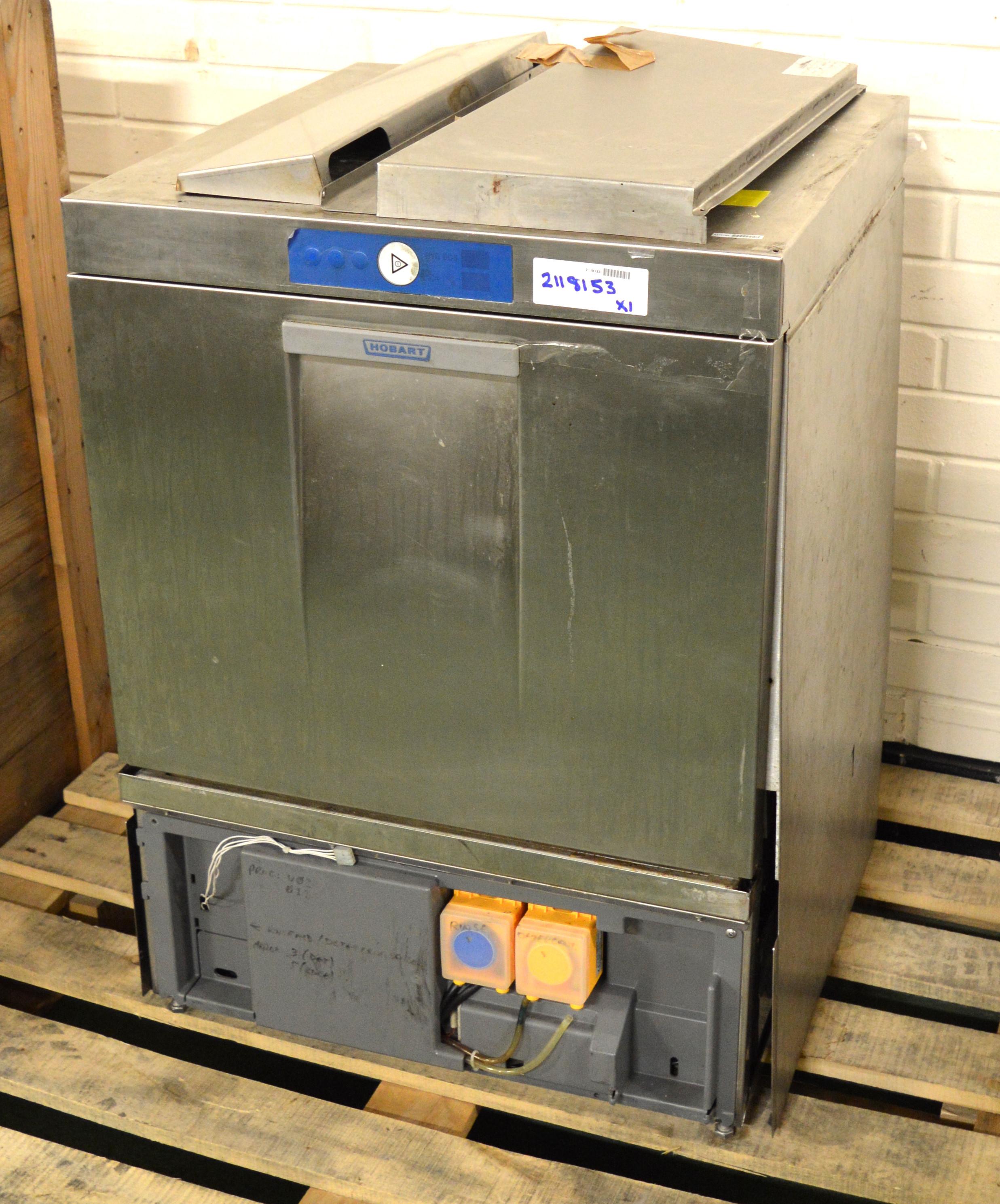 Lot 27 - Hobart Dishwasher FXN-GH 9.2kW 440V.