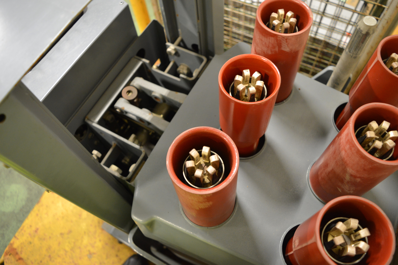 Lot 35 - GEC Transformer / Circuit Breaker Unit.