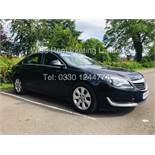 VAUXHALL INSIGNIA 1.6 CDTI ECOFLEX TECH LINE 2016 *1 OWNER FROM NEW* FSH - LOW MILES