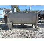 75 Cu Ft Young Ribbon Blender, S/S