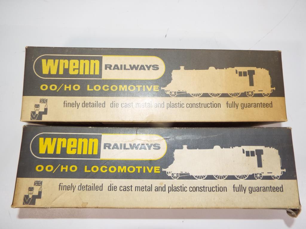 Lot 37 - Model Railways - a collection of Wrenn OO gauge diesel locomotives in original boxes comprising
