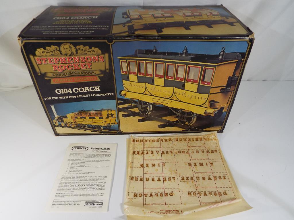 Lot 35 - Model Railways - a Hornby 3.