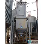 GRIFFIN DUST COLLECTOR, GRAY IN COLOR
