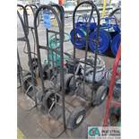 PNEUMATIC TIRE TWO-WHEEL HAND CARTS