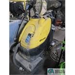 24 VOLT TORNADO MODEL 99685 ELECTRIC FLOOR SCRUBBER; S/N 001799 (NEW 2012)