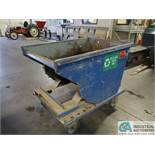 1/2 YARD PORTABLE DUMP HOPPER