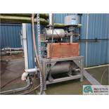 20 HP PROCESS SYSTEMS PUMP, TUTHILL MODEL 5000