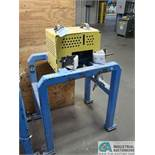CMM STAND MOUNTED FENCE NOTCHER