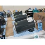 1 HP MARATHON MODEL 5K492N63915 NEW 3-PHASE ELECTRIC BLOWER MOTORS