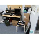 (LOT) CONTENTS OF OFFICE SUPPLY ROOM