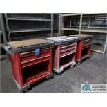 PORTABLE TOOL CHESTS