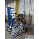 5 HP MAKE-UP WATER SUPPLY PUMPS WITH (3) FILTRATION SYSTEM CANNISTERS