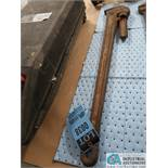 "48"" RIGID STEEL PIPE WRENCH"