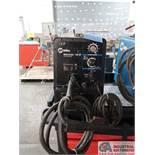 130 AMP RANGE MILLER MODEL MILLERMATIC 130XP MIG WELDING POWER SOURCE; S/N KH540479, BUILT-IN 115