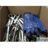 (LOT) MISC. WRENCHES