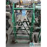 GREENLEE MODEL 9510 A-FRAME WIRE CARTS