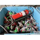 LARGE TOTES, MISCELLANEOUS FIRE EXTINGUISHERS