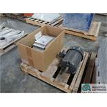 (LOT) MOTOR AND ELECTRIC BOX (1-SKID)