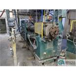 100-MM AMERICAN MAPLAN MODEL TS100 EXTRUDER; S/N 120511 (NEW 1986), 100 HP MOTOR & CONTROL CABINET