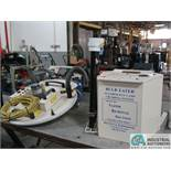 AIRCYCLE CORP MODEL 55VRS-U PREMIUM FLUORESCENT LAMP CRUSHING SYSTEM ** MOUNTS ON 55 GALLON DRUM **