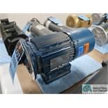 1 HP SEW-EVRODRIVE INC INVERTER VECTOR DUTY ELECTRIC MOTOR