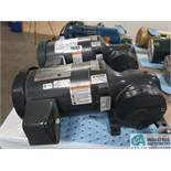 1.5 HP BROWNING TYPE 6WP SYNCROGEAR ELECTRIC MOTOR REDUCERS