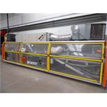 SMI SK 800T Tray Packer and Shrink Wrapper