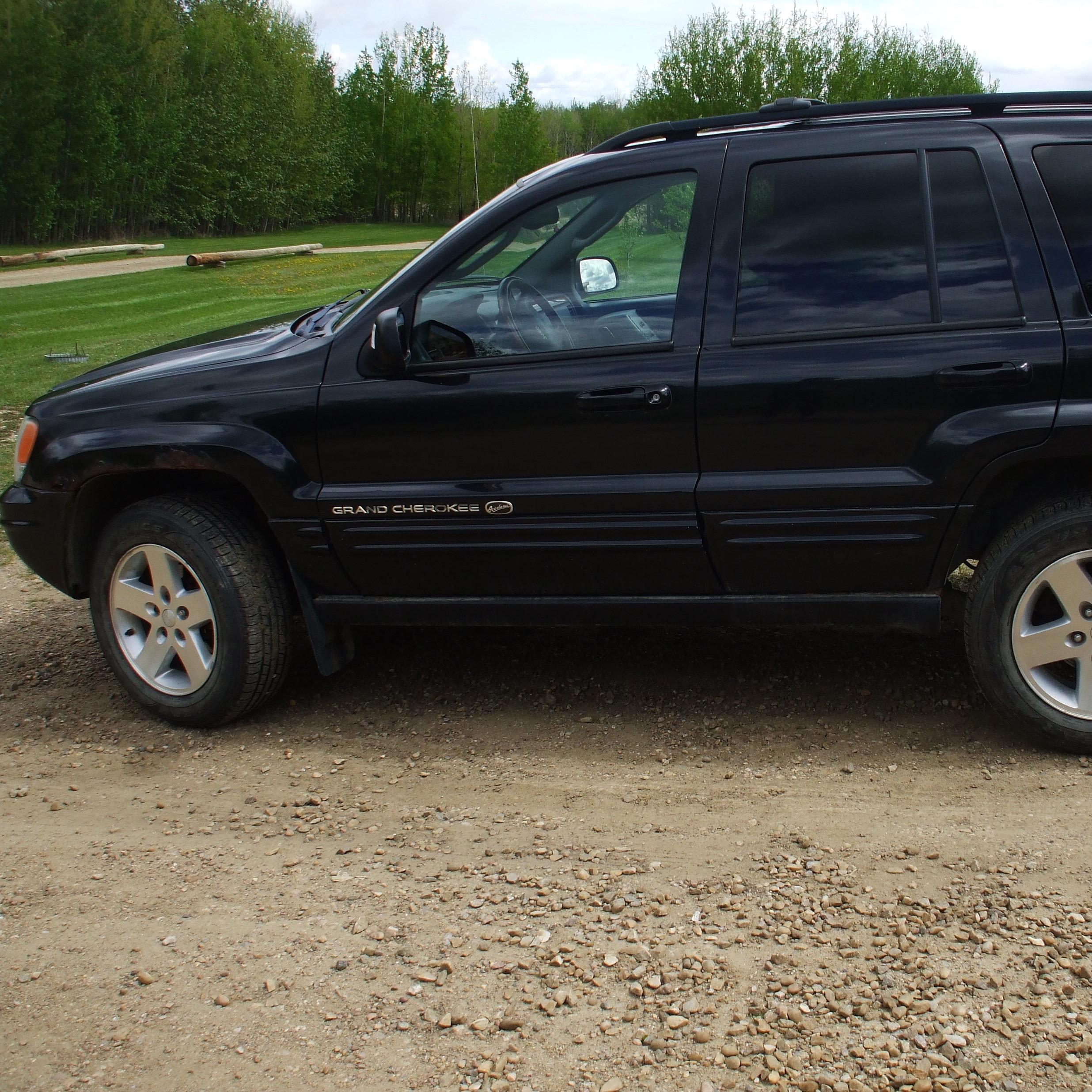 2002 Jeep, SUV ,black, 224,000 km sn: 1J8GW68J73C528479 - Image 2 of 6