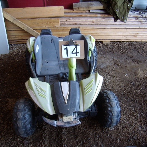 Battery operated car - Kids