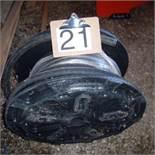 1 inch hydraulic hose on spool