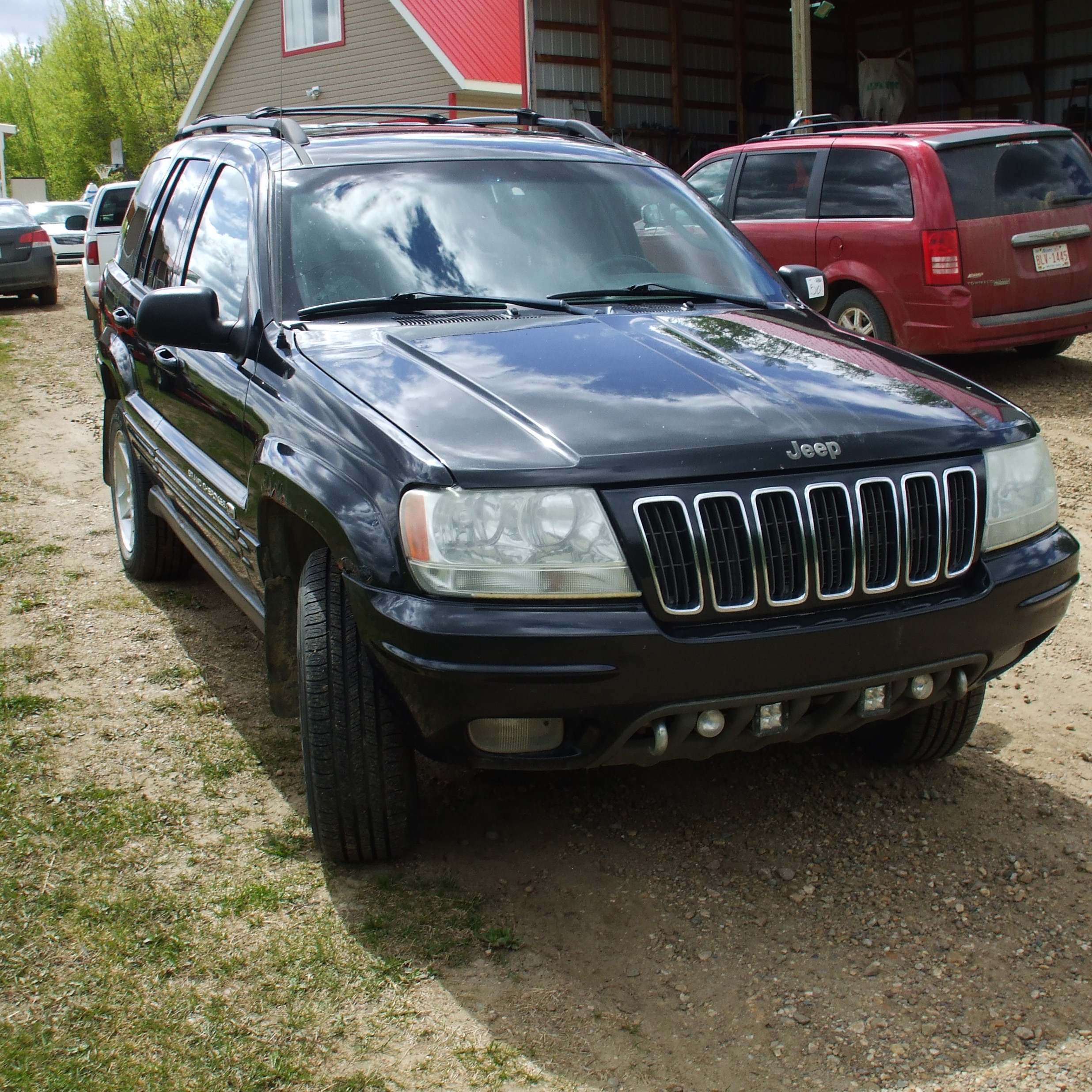 2002 Jeep, SUV ,black, 224,000 km sn: 1J8GW68J73C528479 - Image 5 of 6