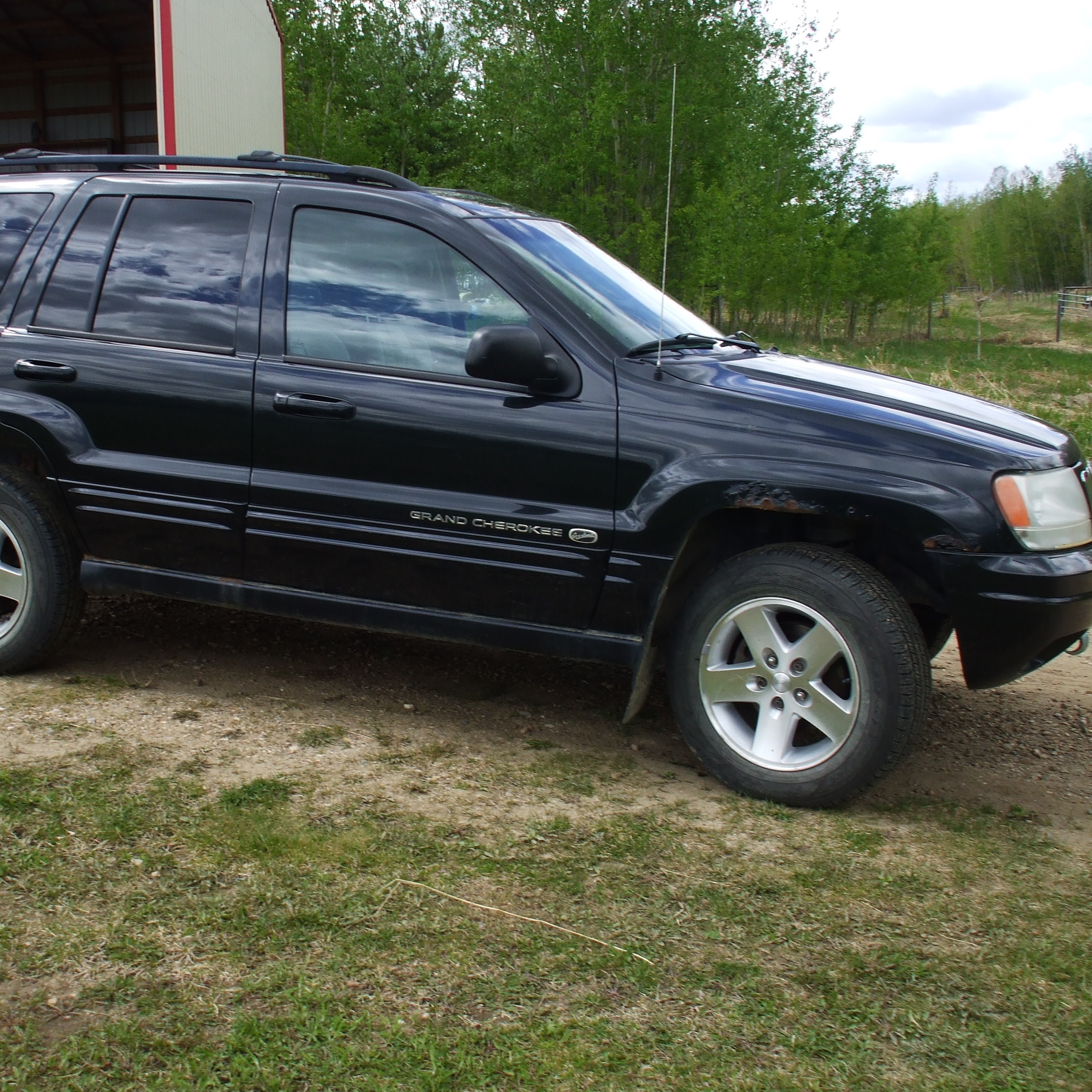 2002 Jeep, SUV ,black, 224,000 km sn: 1J8GW68J73C528479 - Image 6 of 6