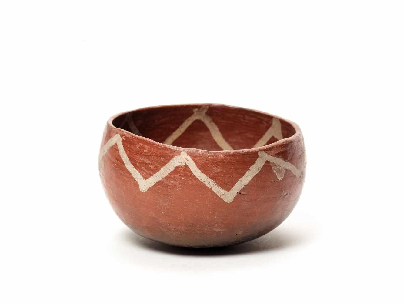 THREE BOWLS – PROBABLY CHARCHI CULTURE, ECUADOR, C. 850 – 1500 ADFired clayProbably Charchi culture, - Image 6 of 10