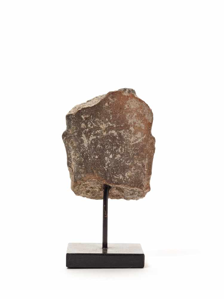 TL-TESTED HEAD - OLMEC CIVILIZATION, MEXICO, C. 7TH CENTURY BCFired clayOlmec civilization, - Image 4 of 4