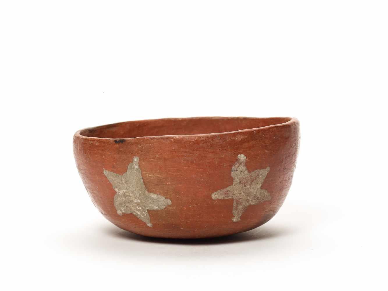 THREE BOWLS – PROBABLY CHARCHI CULTURE, ECUADOR, C. 850 – 1500 ADFired clayProbably Charchi culture, - Image 9 of 10