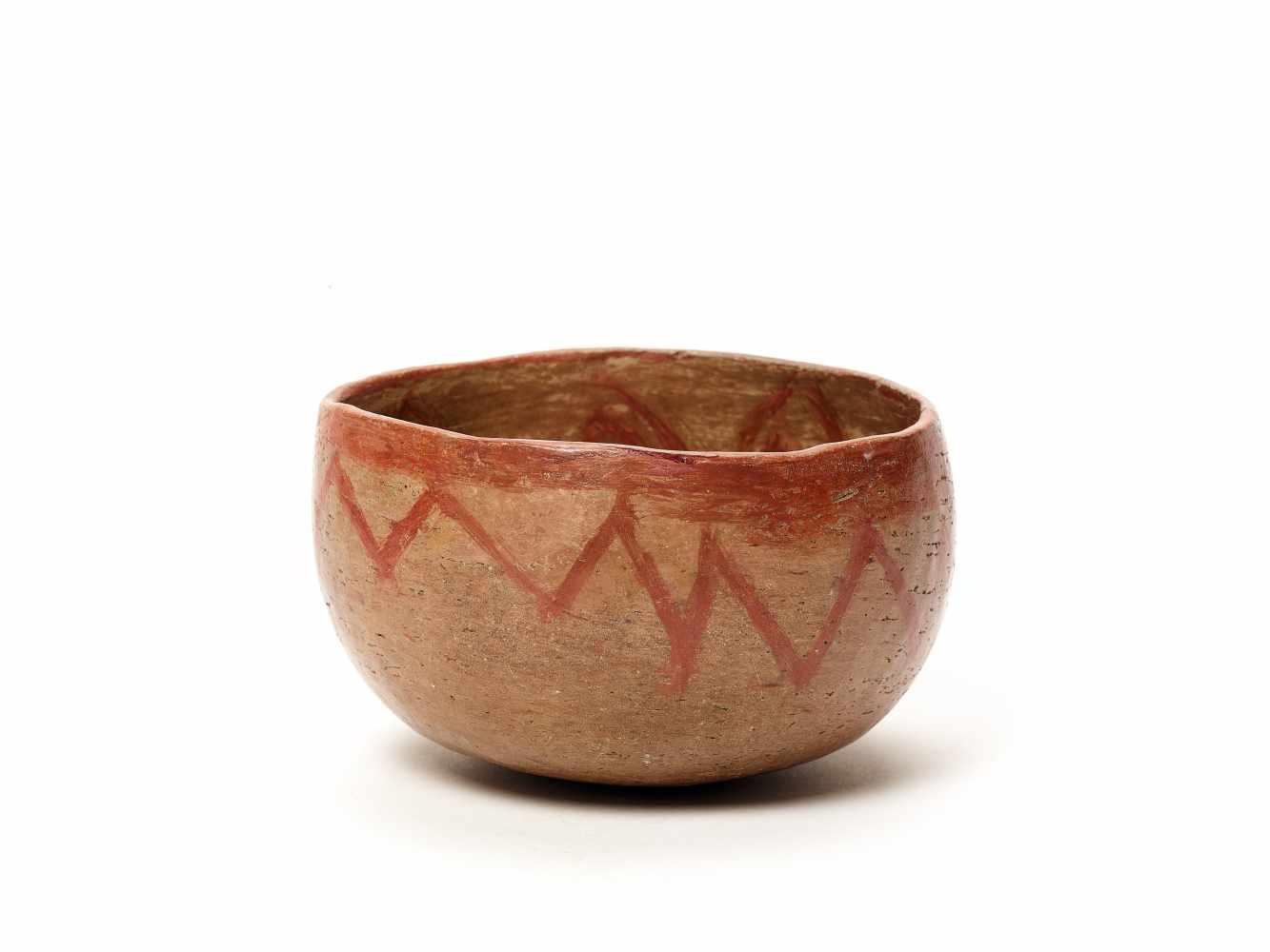 TWO BOWLS – PROBABLY CHARCHI CULTURE, ECUADOR, C. 850 – 1500 ADFired clayProbably Charchi culture, - Image 7 of 7