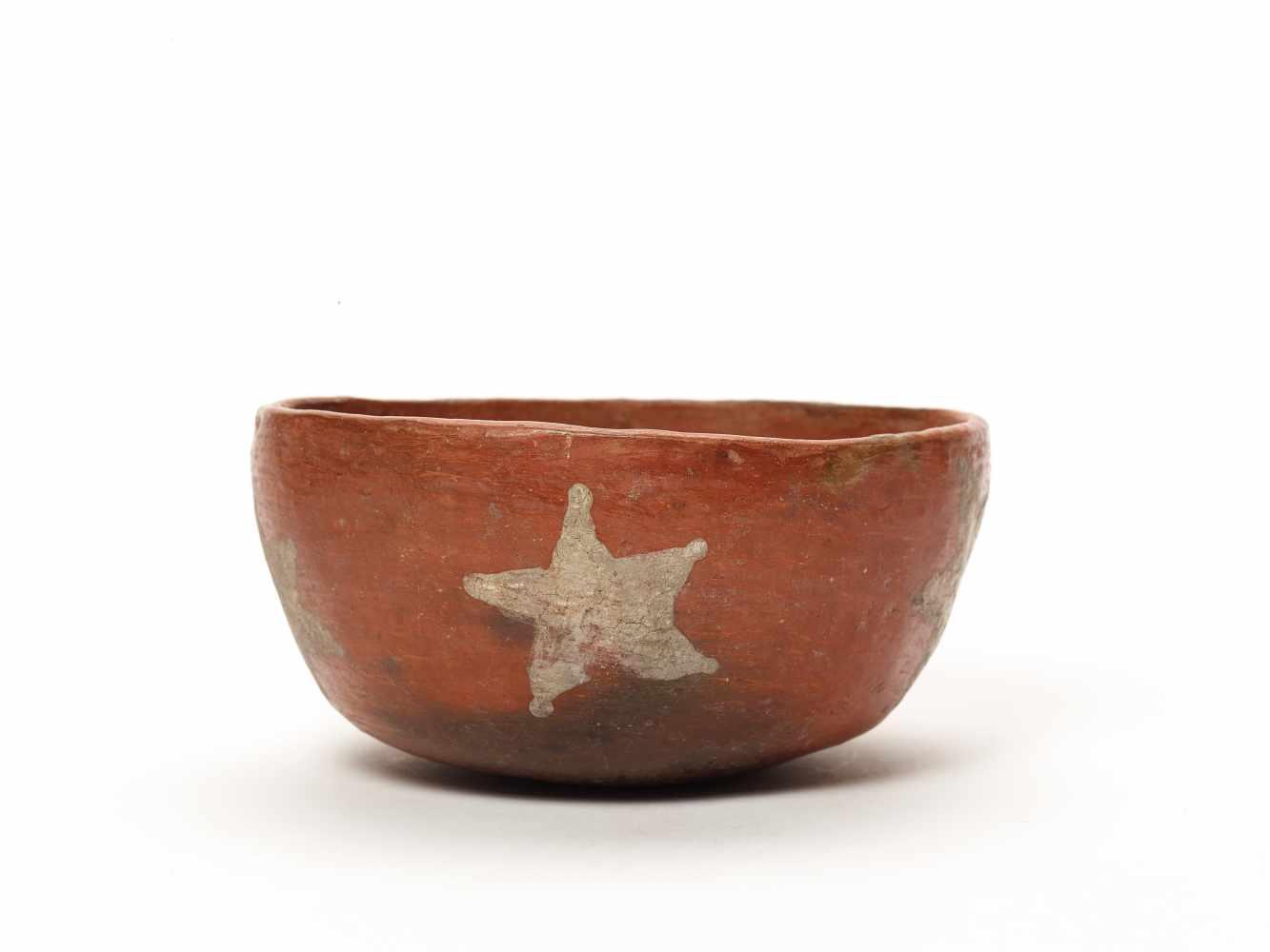 THREE BOWLS – PROBABLY CHARCHI CULTURE, ECUADOR, C. 850 – 1500 ADFired clayProbably Charchi culture, - Image 10 of 10