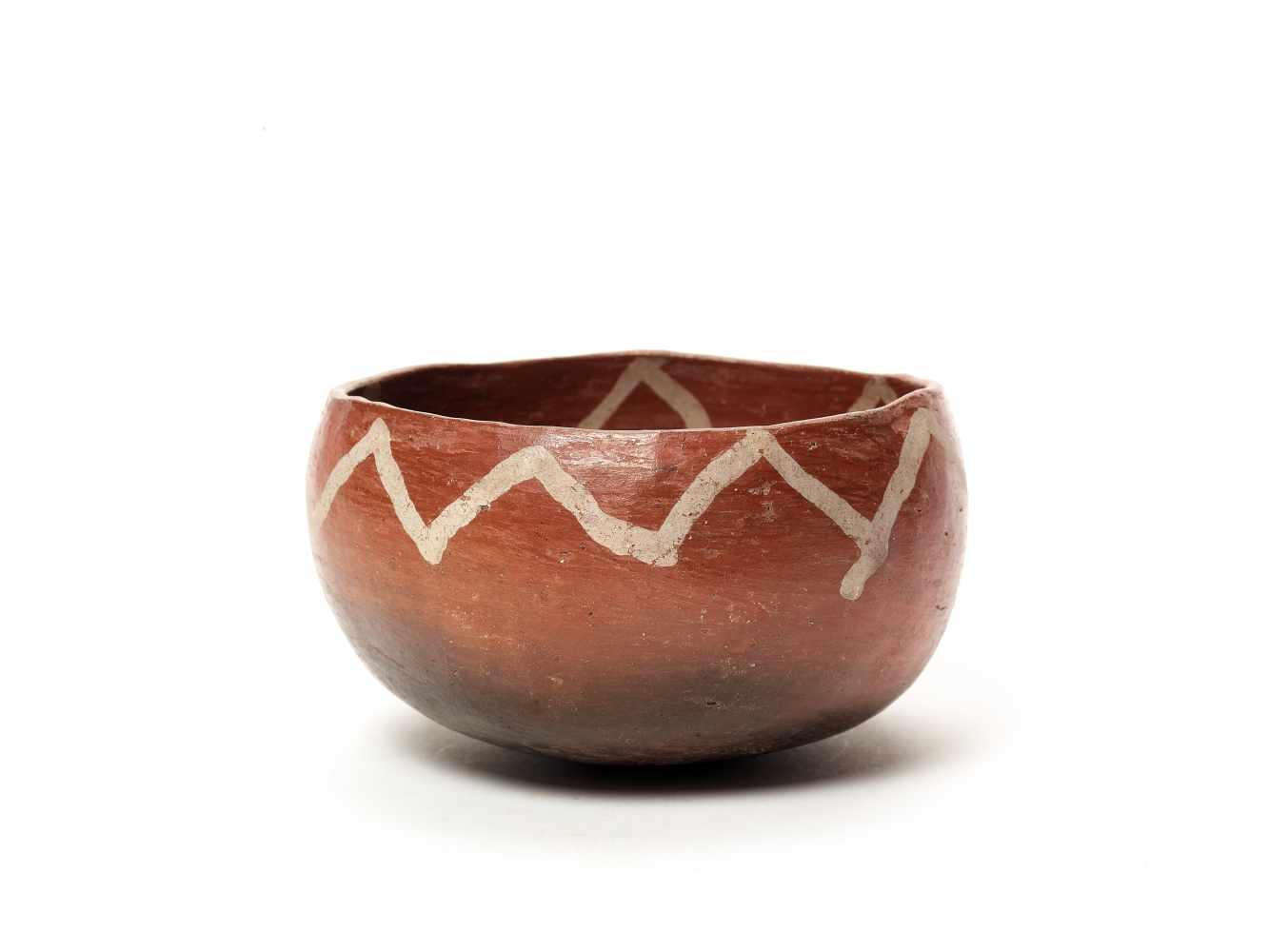 THREE BOWLS – PROBABLY CHARCHI CULTURE, ECUADOR, C. 850 – 1500 ADFired clayProbably Charchi culture, - Image 5 of 10