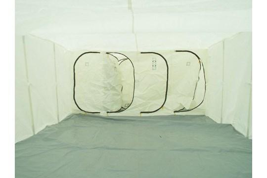 Lot 47 - Unissued 8mx4m Inflatable Decontamination/Party Tent