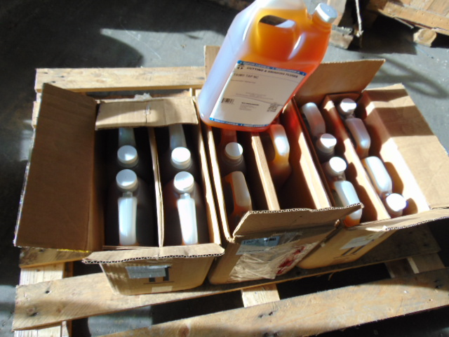 Lot 122 - Qty 12 x 4.5Kg Trim Cutting & Grinding Fluid Direct from Reserve Stores