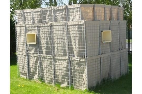 Lot 58 - Hesco Bastion Sangar (Guard Post Kit)