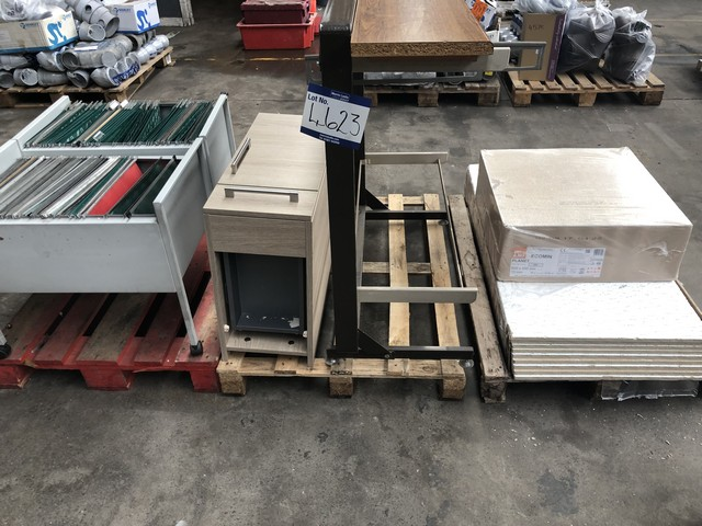 Lot 4623 - JOB LOT OF OFFICE EQUIPTMENT
