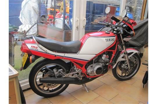 1984 350cc Yamaha RD350 LC YPVS 31K Reg  No  B120 OAD Frame