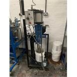 POLYURETHANE MIXER metermix and dispense system